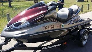 4. [UNAVAILABLE] Used 2011 Kawasaki Ultra 300 LX Jet Ski in Bastrop, Texas