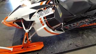7. 2015 Arctic-Cat Sno Pro M8000 limited | Lot # 24878887