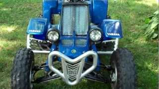 9. 2004 Yamaha Banshee 350  .Walk around.