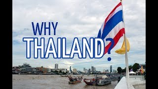 Thailand Travel Documentary Trailer (Asiavideo.it)