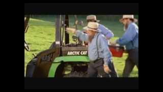 9. 2006 Arctic Cat ATV Amish