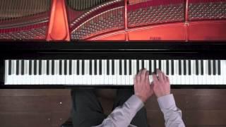Handel 'Arrival of the Queen of Sheba' P. Barton, FEURICH 218 piano