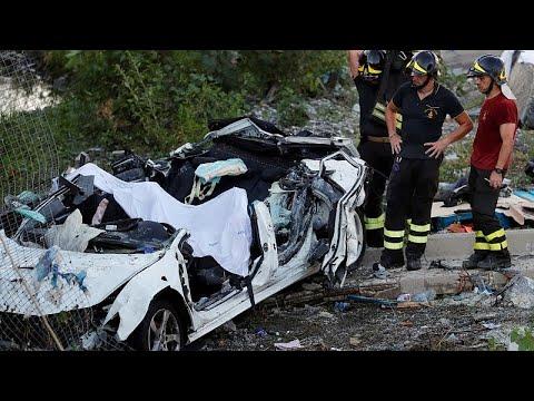 Γένοβα: Μαρτυρία ενός επιζώντα