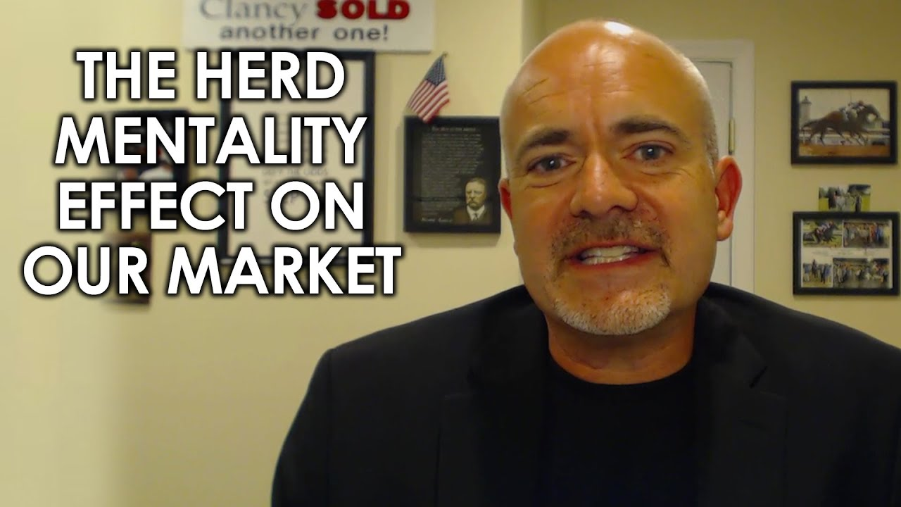 Has a Herd Mentality Taken Over Our Market?