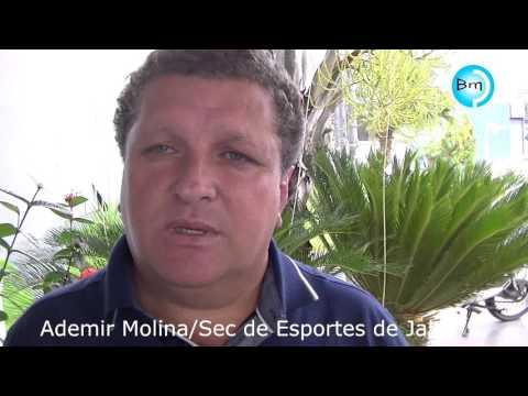 Jales - Ademir Molina Sec de Esportes de Jales anuncia novidades para o esporte Jalesense.