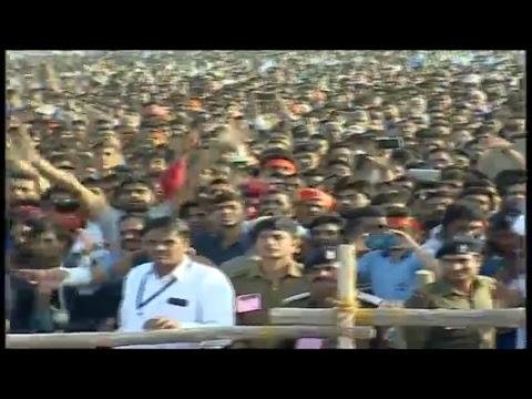 PM Shri Narendra Modi addresses public meeting in Sikar, Rajasthan : 4.12.2018