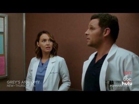 Grey's Anatomy 12.03 (Clip 2)