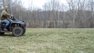 9. 2007 Yamaha Big Bear 400 4x4 For Sale