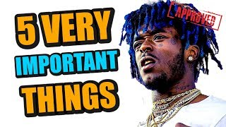 5 Things Every Rapper HAS TO KNOW To Make It Big