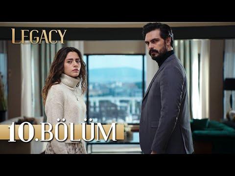 Emanet 10. Bölüm | Legacy Episode 10