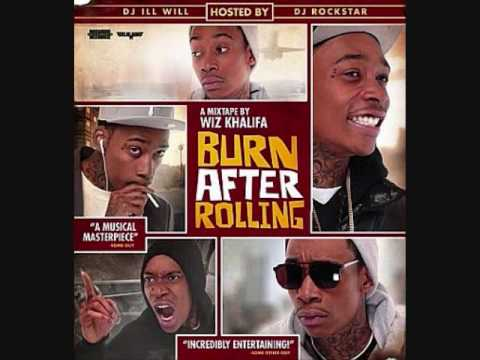 bar - Burn After Rollin ! Track #1 from Wiz Khalifa's Burn After Rolling' mixtape titled B.A.R. (Burn After Rolling) ! Burn After Rolling !