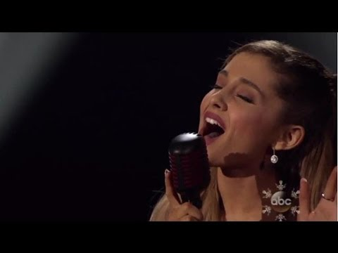 Ariana Grande Live Performance at AMA 2013