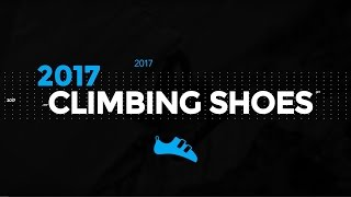 2017 New Climbing Shoes - See Them All! by WeighMyRack