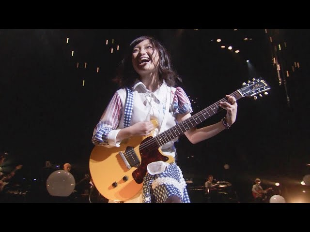 有安杏果(ももいろクローバーZ) 「feel a heartbeat」LIVE VIDEO