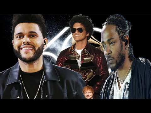 60TH GRAMMY AWARDS 2018 REVIEW!!