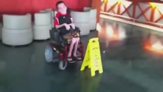 Nonton kid goes tokyo drift in wheelchair! Film Subtitle Indonesia Streaming Movie Download
