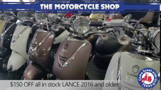 10. Lance Scooter Promo $150 off