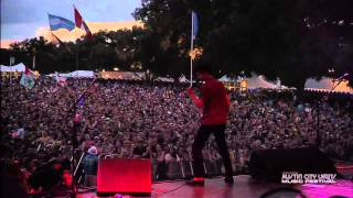 Arctic Monkeys - Arabella & War Pigs (Black Sabbath) @ Austin City Limits 2013