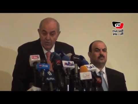 نائب الرئيس العراقي: مشروعات مشتركة في النفط والغاز والبتروكيماويات