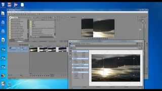 Time Lapse Using Sony Vegas Pro 13