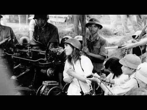 Huyền thoại điện ảnh Mỹ - Jane Fonda tới thăm Hà Nội năm 1972 | VTV24