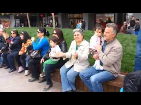 17 Burda Flashmob - Dünya Dans Günü muzisyenbul.net