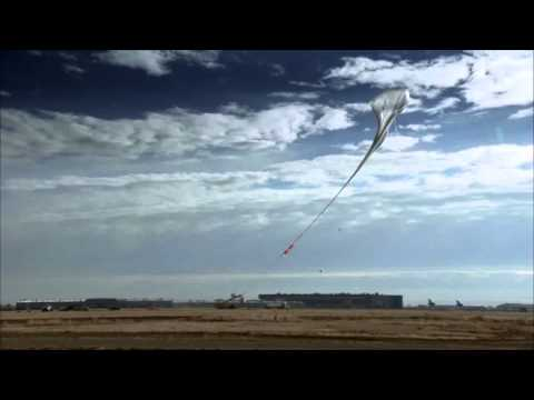 Team Stellar News - Red Bull Stratos Project - The Ballon