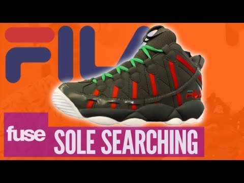 0 FuseTV Sole Searching: Fila Returns with 96s and Ninja Turtles