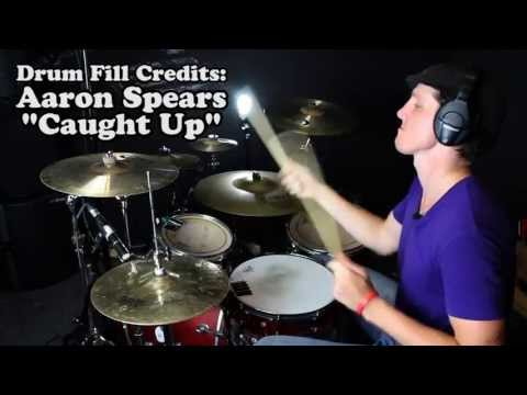 Drum Fills: Aaron Spears Style - How To Play Drums - With KJ-Rias