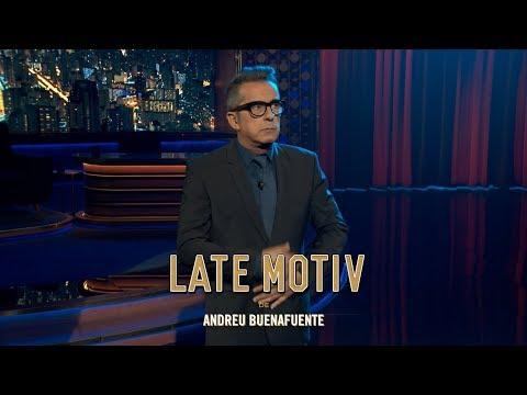 LATE MOTIV - Monólogo de Andreu Buenafuente. 'Un ejército de frikis'   #LateMotiv333