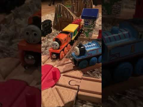 Thomas and Friends Wooden Railway - Don't be silly billy (Remake)