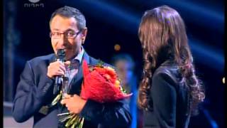 Dina Garipova (Russia Eurovision 2013) - What If (at Armenia Music Awards)