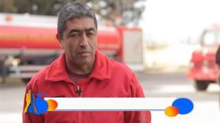 9 - Testimonios de nuestros bomberos.-