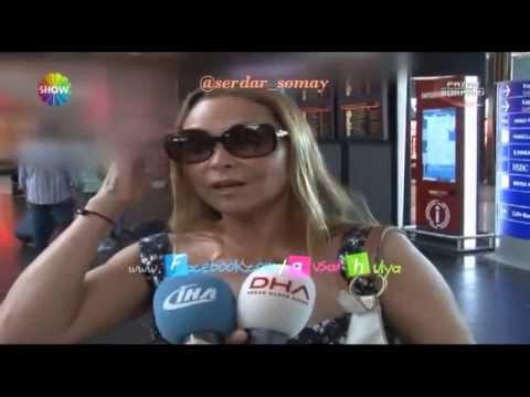 Hulya Avsar Cannes yolculugu видео