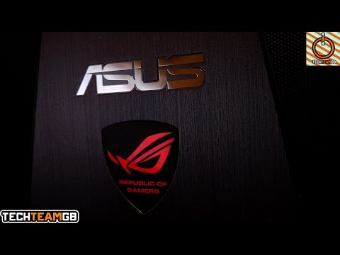Asus GL552VW Gaming Laptop Review