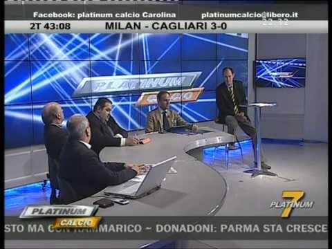 Platinum Calcio Campionato Live Milan Cagliari