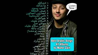 Video Best Arabic Songs All Albums (1st-3rd) from Maher Zain MP3, 3GP, MP4, WEBM, AVI, FLV November 2018