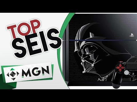Las 6 mejores ediciones especiales de PS4 | MGN en español (@MGNesp) (видео)