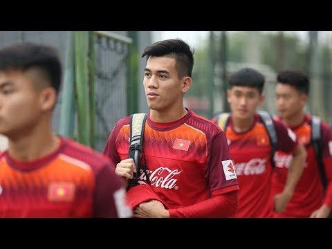 Chính thức chốt danh sách 23 cầu thủ U23 Việt Nam : Thầy Park loại Tiến Linh, giữ Đình Trọng - Thời lượng: 12 phút.
