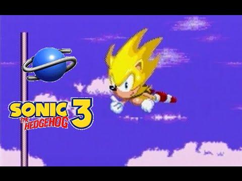 sonic 3 megadrive youtube
