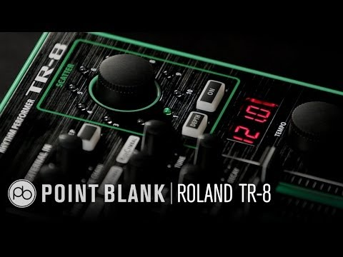 roland - Course tutor Paul Crossman explores Roland's new performance drum machine the AIRA TR-8 which will cost £399. Subscribe :: http://ow.ly/siFlj Point Blank is ...