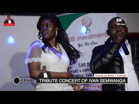 Tribute Concert of Ivan Semwanga : Omugaga wa JB Investments ne Muwalawe batotode ebirungi Munsi Eno