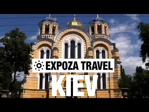 Kiev, Ukraine. Vacation Travel Guide