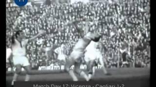 Gigi Riva in seiner Saison als Torschützenkönig bei Cagliari (1969/70)