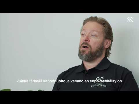 Urheilu Mehiläinen - Valmennuksen asiantuntija Marko Yrjövuori