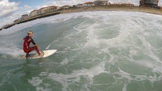 Surf coaching niveau compétition