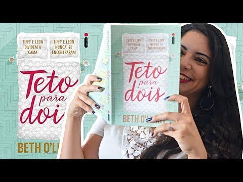 VLOG DE LEITURA: TETO PARA DOIS, DE BETH O'LEARY | MINHA VIDA LITERÁRIA