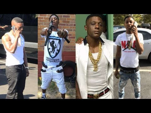 Boosie Tells NBA Youngboy WELCOME HOME BUT LEAVE BATON ROUGE ASAP!!