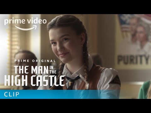 The Man in the High Castle Season 2 (Clip 'Pledge Allegiance')