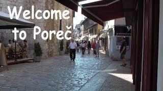 Porec Croatia  city images : Porec Poreč - Croatia Hrvatska Kroatien